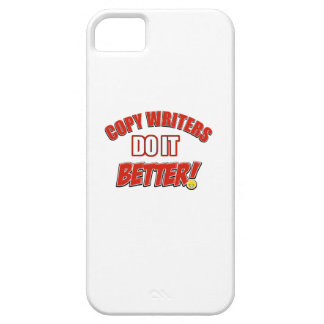 Copy writers designs iPhone SE/5/5s case