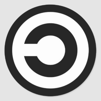 copyleft etiqueta