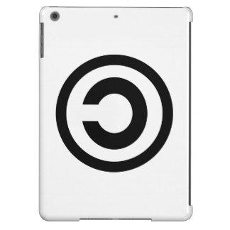 Copyleft Funda Para iPad Air