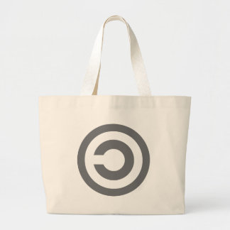 Copyleft - information wants to be free tote bags