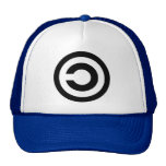Copyleft - information wants to be free hat