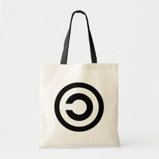 Copyleft - information wants to be free tote bag