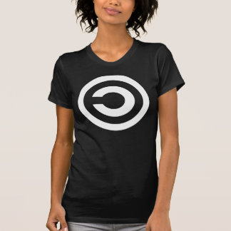 Copyleft - information wants to be free t-shirts