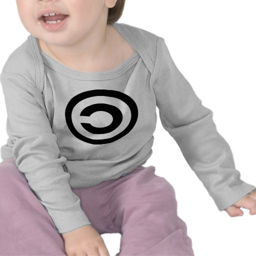 Copyleft - information wants to be free t shirt