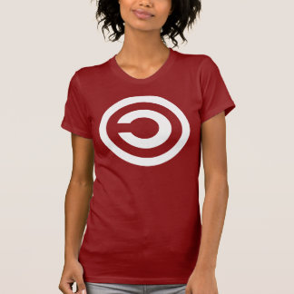 Copyleft - information wants to be free t shirts