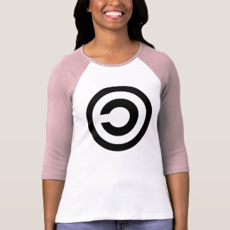 Copyleft - information wants to be free tshirt