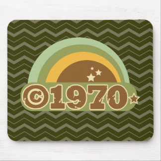 Copyright 1970 mouse pad