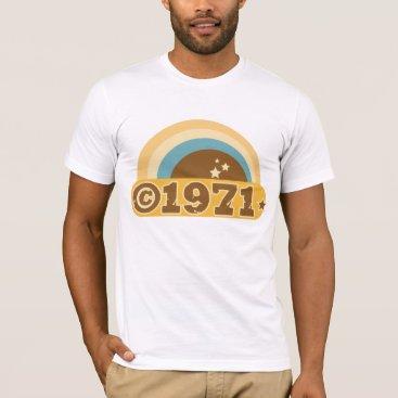 creativetaylor Copyright 1971 T-Shirt