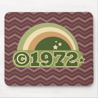 Copyright 1972 mouse pad