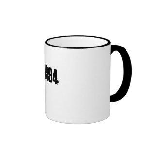 Copyright 1994 coffee mugs