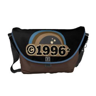 Copyright 1996 courier bag