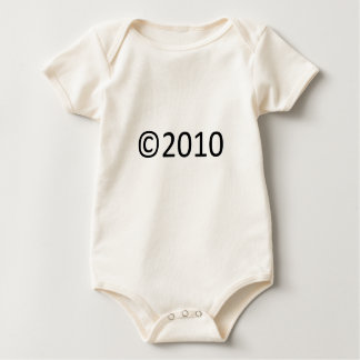Copyright 2010 baby bodysuit