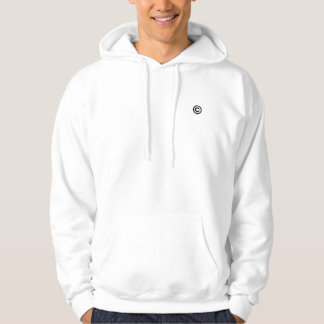 "Copyright Symbol ""I am one of a kind"" Hoodie"