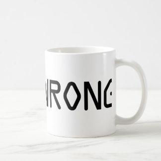 Copywrong Mugs