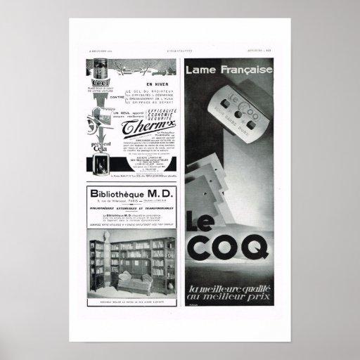Coq Poster