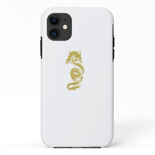 Coque dragon chinois iPhone 11 case