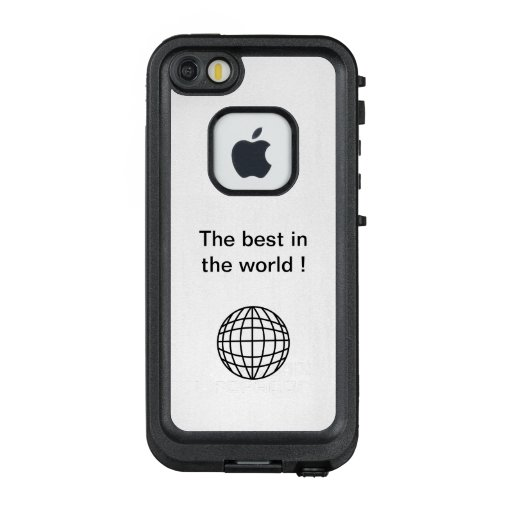 Coque LifeProof LifeProof FRĒ iPhone SE/5/5s Case