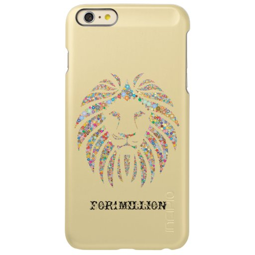 Coque Lion Incipio Feather Shine iPhone 6 Plus Case
