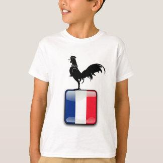 Coquelet drapeau T-Shirt