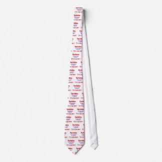 Coqueteo, usted lo está haciendo incorrecto corbatas personalizadas