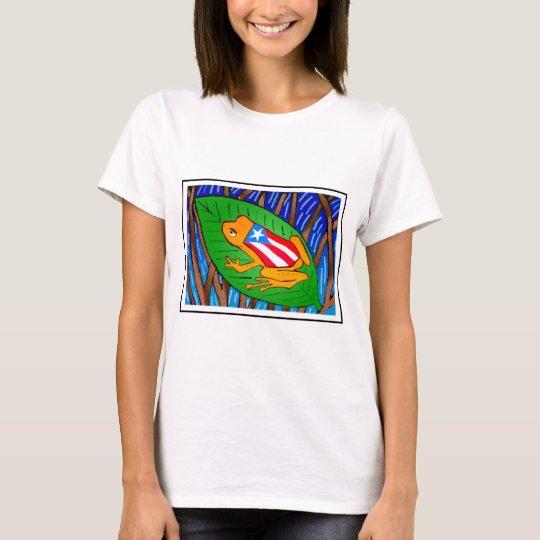 Coqui-flag T-Shirt