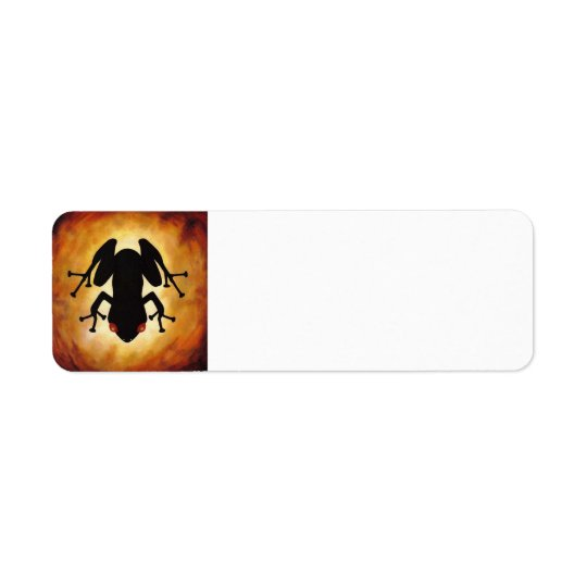 Coqui Icon Mailing Lable Label
