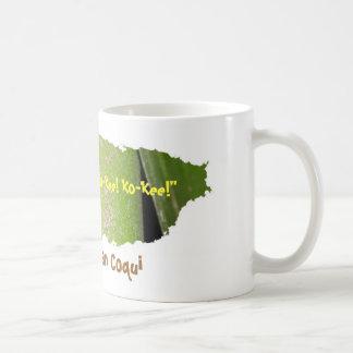 Coqui Mug - Customizable