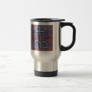 Coqui puertorriqueño rana taza de café
