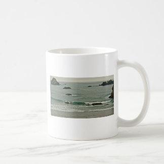 Coquille Point, Bandon, Oregon Coffee Mug