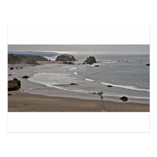 Coquille Point, Oregon Postcard