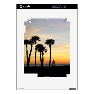 Coquina Seascape iPad 2 Decal