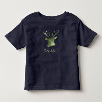 Coquitlam Camouflage Deer T-Shirt
