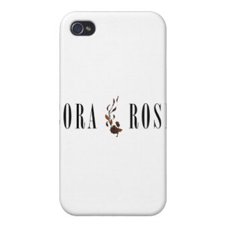Cora Rose Merchandise Cases For iPhone 4
