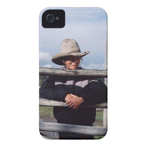 Cora, Wyoming, los E.E.U.U. iPhone 4 Case-Mate Cobertura