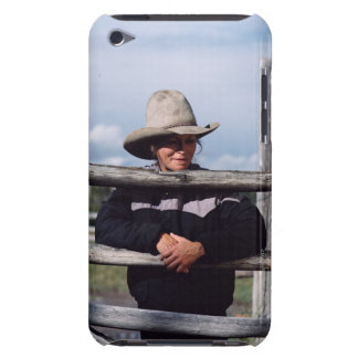 Cora, Wyoming, USA. Barely There iPod Case