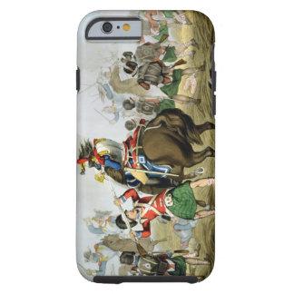 Coraceros franceses en la batalla de Waterloo, Funda Para iPhone 6 Tough