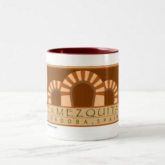 Coradoba Spain-Mug Two-Tone Coffee Mug
