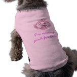 corafinal800, I'm wearing pink for Cora. Pet T-shirt