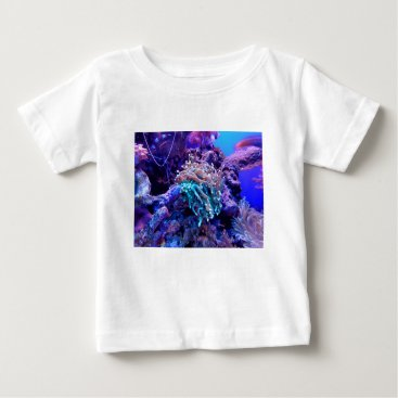 Beach Themed coral-1053837 baby T-Shirt
