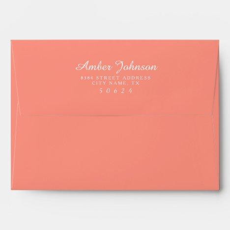 Pre-Addressed Envelopes