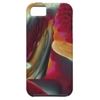 Coral Abstract Fractal iPhone 5 Cover
