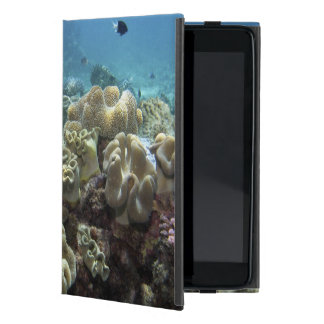 Coral, Agincourt Reef, Great Barrier Reef, iPad Mini Case