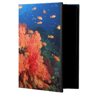 Coral and fish iPad air case
