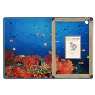 Coral and fish iPad mini retina case