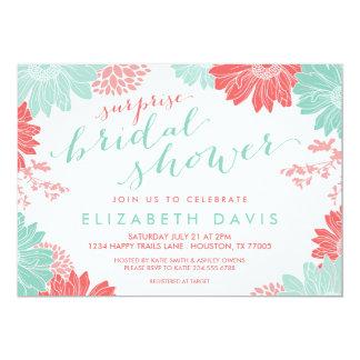 Surprise Bridal Shower Invitations Announcements Zazzle
