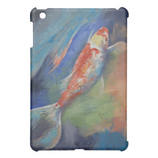 Coral and Moonstone iPad Mini Case