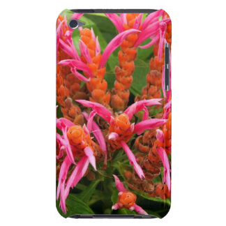 Coral Aphelandra Case-Mate iPod Touch Barely There Barely There iPod Cover