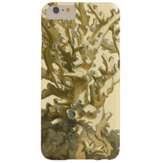 Coral by the Sea Barely There iPhone 6 Plus Case