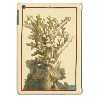 Coral by the Sea Cover For iPad Air
