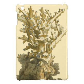 Coral by the Sea iPad Mini Cases
